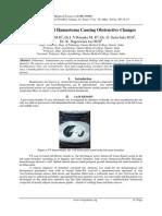 Endo Bronchial Hamartoma Causing Obstructive Changes