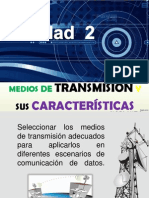 UNIDAD II MEDIOS DE TRASMISION.pptx