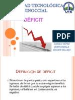 5. D+®ficit.pptx