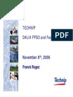 FPSO Information