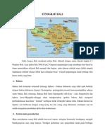 Etnografi Bali