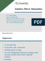 Direct Kinematics