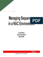 RAC Sequences