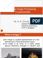 Image Processing Fundamentals
