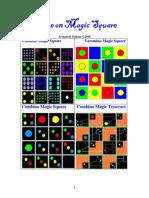 Dialogue on Magic Square