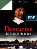 Watson Richard - Descartes(El Filosofo De La Luz).pdf