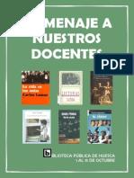 _Homenaje a nuestros docentes_ (Huesca
