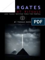 Horn, Thomas - Stargates, Ancient Rituals, and Those invited through the Portal