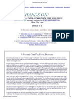 HANDS on! Newsletter_ Issue #4_Focal_Dystonia