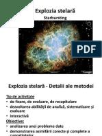Metoda Exploziei Stelare