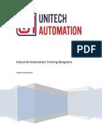 Industrial Automation Training Bangalore