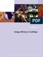 Energy Effficiency in Buildings