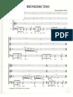 Coro 10 - Benedictio.pdf