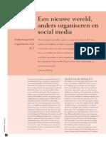 Informatie - Waling - Anders Organiseren Met Nieuwe Media