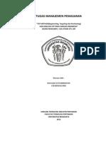 Tugas Manajemen Memasaran STP Method Garuda Indonesia