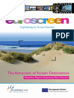 Euroscreen. Capitalising on Screen Tourism - M. Mansson, L. Eskillsson