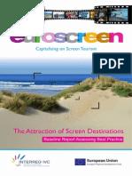 Euroscreen. Capitalising on Screen Tourism - M. Mansson, L. Eskillsson