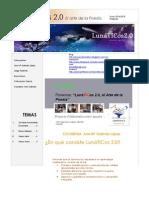 LunáTIC@s 2.0. Programación Curso 14-15