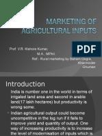 Agri Inputs-Indian Fertiliser Industry
