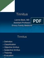 Tinnitus Miracle | Ear | Hearing
