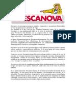 Pescanova es una empresa pesquera española.docx