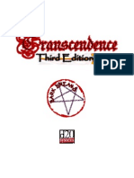 Transcendence 3rd edition