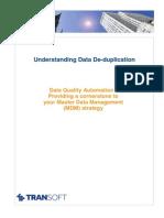 Data Deduplication June