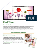 Food Times - September 2014