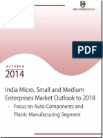 India MSME Enterprises Market Report to 2018