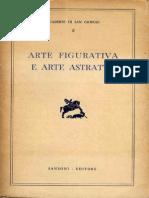 Arte Figurativa e Arte Astratta (Fondazione Cini 1955)