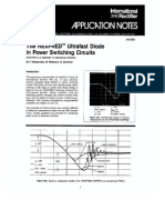 The HEXFRED Ultrafast Diode in Power Switching Circuits.pdf