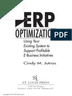 ERP Optimization