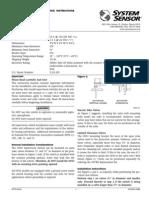 FA Training Class Valve Tamper Instruction Sheet