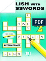 English With Crosswords 2 - Intermediate.pdf