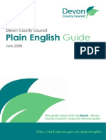 Plain English Guide