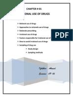 Rational Drug Use