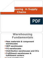 Warehousing in Supply Chains Lecture5