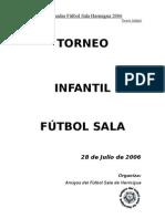TORNEO INFANTIL 2006
