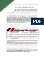 plastic drying.pdf