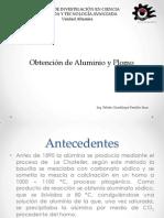obtencion de Al y Pb.pptx
