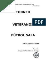 TORNEO VETERANOS 2006