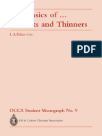 The Basics Of - Solvents and Thinners.pdf