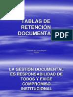 Tabla de Retención Documental.ppt