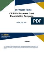 Business Case Document