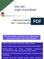 Pertumbuhan Dan Perkembangan Kraniofasial(1)