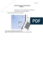 2.4 Pressure force on plane surface - problem.pdf