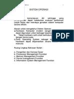 Konsep Dasar Sistem Operasi (Bag-1).doc