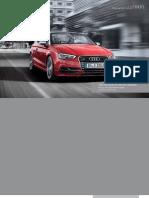 Audi A3 Cabriolet (UK)