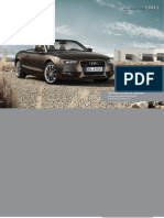 Audi A5 and S5 Cabriolet (UK)