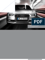 Audi A5 and S5 Coupe (UK)